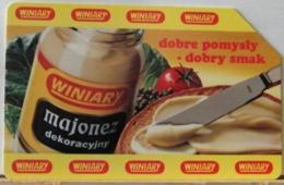 PO114 - POLONIA - POLSKA , URMET - 50 -  WINIARY - MAIONESE - Pologne