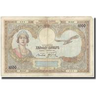 Billet, Yougoslavie, 1000 Dinara, 1931, 1931-12-01, KM:29, TB - Yugoslavia