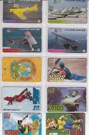 50 Télécartes ISRAEL Lot3 - Israel