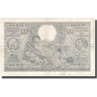 Billet, Belgique, 100 Francs-20 Belgas, Undated (1938), KM:107, TB - [ 4] Occupation Belge De L'Allemagne