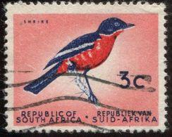Pays :  12,2 (Afr. Sud : République)  Yvert Et Tellier :  268 (o) - South Africa (1961-...)