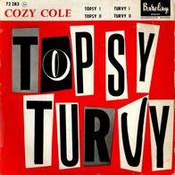 Cozy Cole - Topsy / Turvy - Jazz