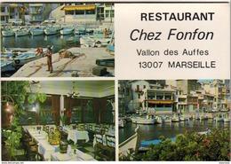 D13  MARSEILLE CHEZ FONFON  VALLON DES AUFFES - Puerto Viejo (Vieux-Port), Saint Victor, Le Panier