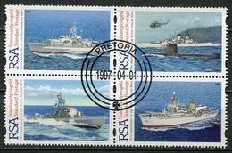 Südafrika South Africa Mi# 1043-6 Gestempelt(FDC/SST)/used/CTO - Ships - Non Classés