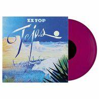 ZZ Top - 33t Vinyle Violet - Tejas - Neuf & Scellé - Collector's Editions