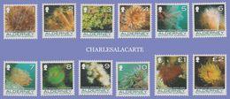 ALDERNEY AURIGNY 2006  MARINE LIFE 12 VALUES DEFINITIVES 1p-£2  U.M.  N.S.C. - Alderney