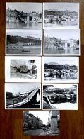 LOT DE 9 PHOTOS CARTES POSTALES VAISE ( LYON-69 ) - Lyon