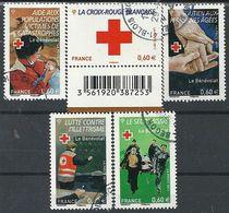 FRANCIA 2011 - YV 4621/25 - Cachet Rond - Francia
