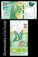 Hong Kong 50 Dollars Bank Of China 2018 (2019) Pick New SC UNC - Hongkong