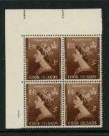 Cook Islands MNH 1953 - Cook