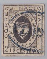 COLOMBIE  :  Nouvelle Grenade Yvert 10 (o) Petit Clair Cote 500 € - Colombie