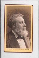 Antwerpen. Hendrik Schaefels. Gehandtekende Foto. 1876. - Oils
