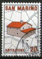SAN MARINO-Yv. 1034-Sass. 1079-N-23287 - Saint-Marin