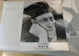 "PHOTO EXPLOITATION FILM "" NAIS "" FERNANDEL 24 X 30,5 Cm - Fotos"