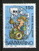 SAN MARINO-Yv. 1100-Sass. 1147-N-23295 - Saint-Marin