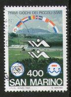 SAN MARINO-Yv. 1112-Sass. 1158-N-23296 - Saint-Marin