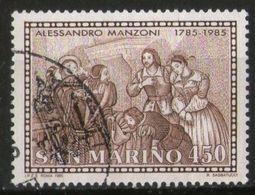 SAN MARINO-Yv. 1120-Sass. 1167-N-23297 - Saint-Marin