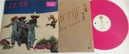 ZZ Top - 33t Vinyle Rose - El Loco - Neuf & Scellé - Collector's Editions