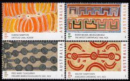 Australia - 2020 - Art Of The Desert - Mint Stamp Set - 2010-... Elizabeth II