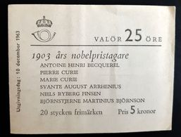 PZB Zweden 1963 Nr 513 CW € 20.00 - Carnets