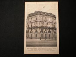 BRUXELLES 1920 - AVENUE DE LA TOISON D'OR - MAISON DE LA FEMME BELGE - Otros