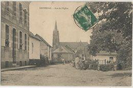 Havernas Rue De L'eglise - Francia