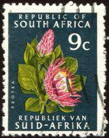 Pays :  12,2 (Afr. Sud : République)  Yvert Et Tellier :  337 H (o) - África Del Sur (1961-...)