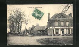 CPA Montfleaux, La Rabine De Montfleaux - France