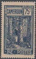 Cameroun 1925 - Definitive Stamp: Rubber Harvest - Mi 86 ** MNH (tropical Gum) [1002] - Camerún (1915-1959)