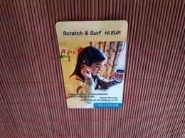 Sratch & Surf 10 Euro (Mint,Neuve) 2 Scans  Rare - Belgique