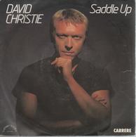 Disque 45 Tours DAVID CHRISTIE 1982 Carrère 49933 - Disco, Pop