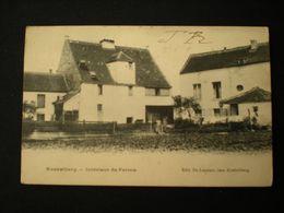 KOEKELBERG 1905 - INTERIEUR DE FERME - EDIT. DE LEENAER - Koekelberg