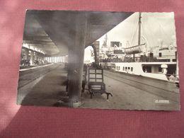 CP- 62  -  PAS DE CALAIS   - BOULOGNE SUR MER  -  La Gare Maritime   - 0.30 - Boulogne Sur Mer