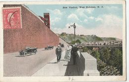 CPA Etats-Unis > NJ - New Jersey - West Hoboken - New Viaduct - Etats-Unis