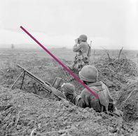 Photo Guerre Indochine   Diên Biên Phu (Tonkin) Isabelle - Militaria