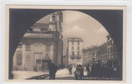 Santa Margherita. Piazza Caprera. - Other Cities