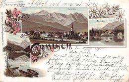 GARMISCH - GRUSS AUS 1895 /ak599 - Garmisch-Partenkirchen
