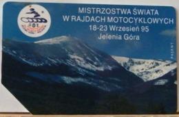 PO125 - POLONIA - POLSKA , URMET - 25 - CAMPIONATO MONDIALE DI RALLY DELLA MOTOCICLETTA - Pologne