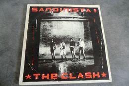Disque - The Clash - Sandinista ! - CBS FSN 1 - 1980 - UK - - Reggae