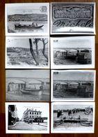 LOT DE 8 PHOTOS CARTES POSTALES SAINT-CLAIR - CALUIRE ET CUIRE - Caluire Et Cuire