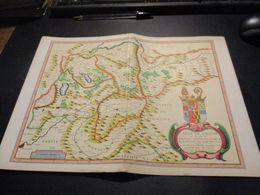 Carte Géographique LA SAVOIE + Livret -  Ed. SOCIETE GENERALE 1962 - Cartes Géographiques
