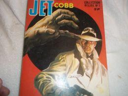 Jet Cobb, Collection Reliée N° 1 - Livres, BD, Revues