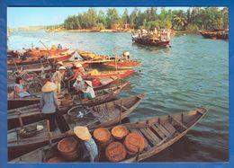 Vietnam; Marche Riverain - Viêt-Nam
