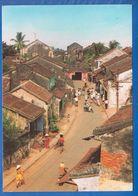 Vietnam; Une Vieille Rue - Viêt-Nam
