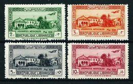 Líbano (Francés) Nº A-75/8**/* Cast.25,20€ - Gran Líbano (1924-1945)