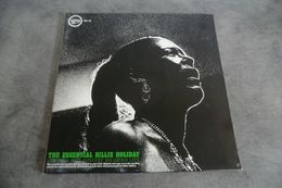 Disque - Billie Holiday - The Essential Billie Holiday - Carnegie Hall Concert Recorded Live - Verve 2304343 - 1969 - Jazz