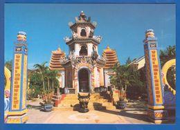 Vietnam; La Pagode Long Tuyen - Viêt-Nam
