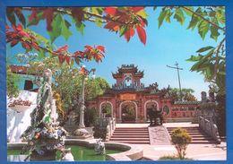 Vietnam; La Pagode Fu-Kien - Viêt-Nam
