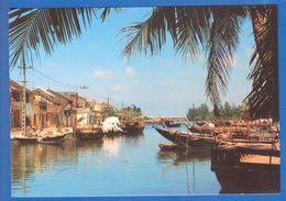 Vietnam; La Riviere Hoi An - Viêt-Nam