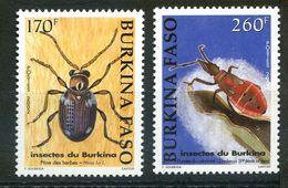 Burkina Faso ,Haute Volta ; TP Insectes ; NEUF** - Burkina Faso (1984-...)